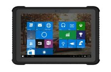 Rugged waterproof windows 10 tablet IP65 toughpad with 10inch wifi 3g gps camera