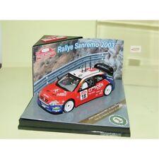 CITROEN XSARA WRC RALLYE DE SANREMO 2003 S. LOEB VITESSE 43203 1:43 1er