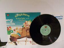 We All Live Together Volume 3  Greg & Steve Little House Music 1979