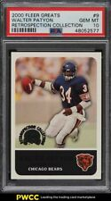2000 Fleer Greats Of The Game Retrospection Collection Walter Patyon #9 PSA 10