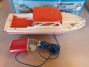 """SCHUCO  7763377 Elektro Boot """" SAMARA II """" OVP Schiff"""