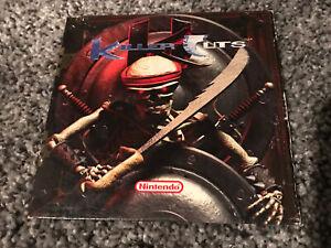 "1995 Nintendo - RARE - Killer Instinct Soundtrack - ""Killer Cuts"" CD (TESTED)"
