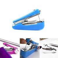 Mini tragbare Hand schnurlose Handkleidung-Nähmaschine Sewing Machine  Rand B0V9