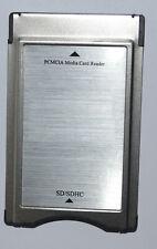 PCMCIA SD SDHC reader Adapter für Mercedes Comand APS C197 W212 W204 W221 W207