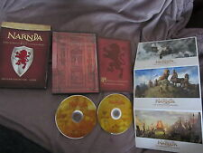 Le monde de Narnia chapitre 1 de Andrew Adamson (Georgie Henley), 2DVD, Aventure