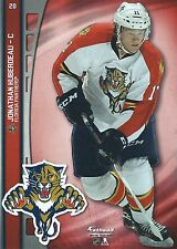 JONATHAN HUBERDEAU FATHEAD TRADEABLES FLORIDA PANTHERS REMOVABLE STICKER 2014 20