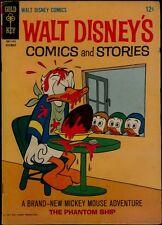 Gold Key Comics Walt Disney'S Comics And Stories #290 Vg/Fn 5.0 Us Only!