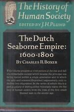 Dutch Seaborne Empire 1600-1800 Boxer 1965 HC DJ 1st