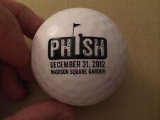 Phish Rare NYC MSG Foam Golf Ball New York City NYE 12/31/12 New Year's Drop