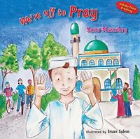 SPECIAL OFFER: We're off to Pray - Hardback