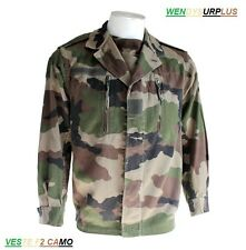Veste de treillis F2 camouflage armée française OCCASION - TOUTES TAILLES