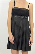 D&G Dolce Gabbana Pleated Dress 40
