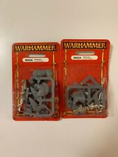 Warhammer AOS Wood Elf Glade Riders 8502A - 2 sets (1 pose) - MOC (from 1997)