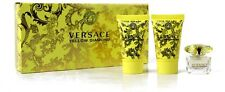 Versace Yellow Diamond Mini Set Women Perfume Lotion Shower Gel New