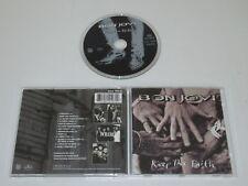Bon Jovi/ Keep The Faith (Jambco / Mercure 514 197-2) CD Album