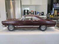 1/18 GMP G1801104 1967 FORD FAIRLANE GT BURGUNDY *NEW*