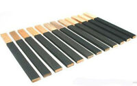 12 Emery Stick Sanding Polishing Jewelers Tool Grit 1(ab147)