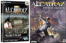 Alcatraz Prison Escape & Alcatraz Tycoon