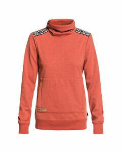 NEW DC Shoes™ Womens Veneer Technical Roll Neck Snow Hoodie DCSHOES  Winter