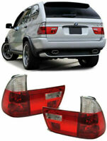 BMW X5 E53 CRYSTAL CLEAR REAR LIGHTS TAIL BACK LIGHTS LAMPS 1999-2006 MODEL