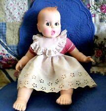"Gerber Vintage Baby Doll 1979 Flirty Eyes 17"" 50th Anniversary Nm"
