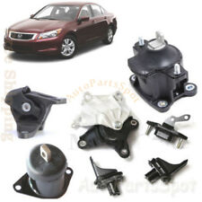 Full Set Engine Motor Auto Trans Mounts Kit For Honda Accord Acura TSX 2.4L 7PCS