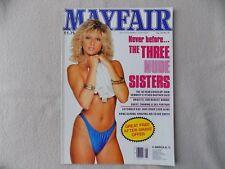 Mayfair Magazine Volume 25 Number 8 ... August 1990.