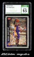2009-10 Panini #273 Kobe Bryant (Los Angeles Lakers) - CSG Gem Mint 9.5
