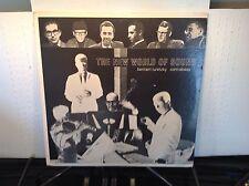 BERTRAM TURETZKY - Contrabass, World of Sound ~ ARS NOVA 1001 {nm dg orig} >RARE