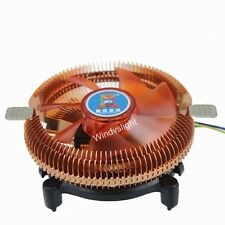 3 Pin 12V PC CPU Intel 775 1156 AMD AM2/AM3/754/939 Heat Sink Cooler Cooling Fan