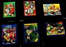 Looney Tunes Characters Magic Effects By Manifestations Lot of 6