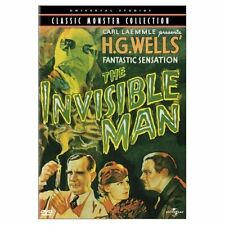 The Invisible Man (DVD,1933)