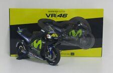 1 12 Minichamps Yamaha Yzr-m1 Test Moto GP Valencia Rossi 2017