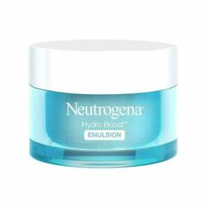 Neutrogena  Hydro Boost Emulsion 50g  For Dry And Sensitive Skin - Free Shipping
