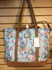 Loungefly Disney Lilo And Stitch Brown And Blue Purse
