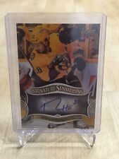 2018 - Upper Deck - Signature Sensations - Ryan Hartman #SSRH