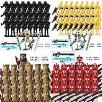 2527PCS Kompatible Lego Star Wars Clone Trooper Minifiguren Lot Bausteine Neu