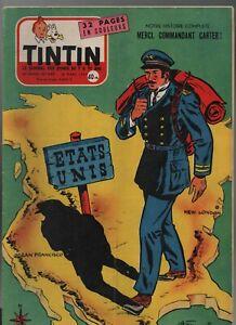 Journal TINTIN n° 440 du 28 mars 1957. Très Bel état - Couverture ATTANASIO