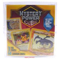 Pokemon Mystery Power Cube Storage Box w/ 60+ Cards (Vintage?/Special Card?) NEW