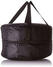 Travel Bag Crock Pot 7 Quart Oval Carrier Camping Picnic Luggage Storage Black