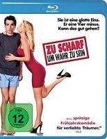 Zu scharf, um wahr zu sein [Blu-ray] | DVD | Zustand sehr gut