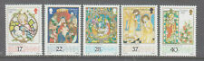 Isle of Man 1992 Christmas mint unhinged set 4 stamps