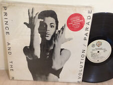 """Prince and the Revolution 33 rpm Philippines 12"""" LP EP parade"""