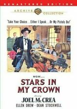 Stars in My Crown 0883316316757 With Dean Stockwell DVD Region 1