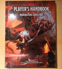 Manuale del Giocatore Dungeons and & Dragons 5a edizione DND D&D Italiano ITA IT