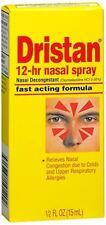 Dristan 12-Hour Nasal Spray 0.50 oz (Pack of 5)