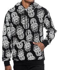 Sketchy Tank X Swallows & Daggers Limited Edition Pullover Hoodie Medium BNWT