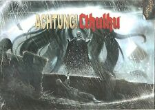 ACHTUNG! CTHULHU - Guide des Intrigues NEUF *JDR*