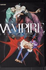 CAPCOM: Darkstalkers / Vampire Graphic File (Art Book) japan