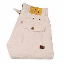 G-STAR ELWOOD patrimonio Suelto Hombres Pantalones Talla 34/34